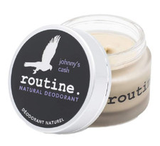 Routine Natural Deodorant - Johnny's Cash 58g (Vegan, No Beeswax) | 627843241768