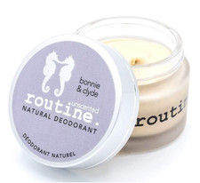 Routine Natural Deodorant - Bonnie & Clyde 58g (Unscented) | 627843241805