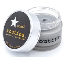 Routine Natural Deodorant - SUPERSTAR 58g (Activated Charcoal, Magnesium, Prebiotics) | 628451364252