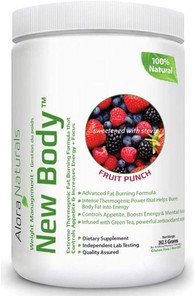 Alora Naturals New Body 262 g Natural Fruit Punch   870847000460