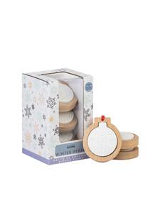 Le Comptoir Aroma Winter Pebble Diffuser Stones - Box of 3 | 848245010114