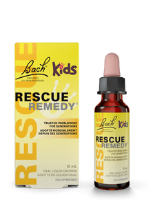 Bach Rescue Remedy Drops for Kids 10mL   741273400363