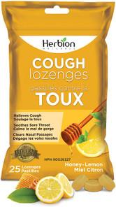 Herbion Cough Lozenges Pouch 25 Lozenges | 4607006676046