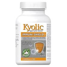 Kyolic Aged Garlic Extract Formula 103 - Immuni-Shield 90 Capsules