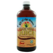 Lily of the Desert Aloe Vera Juice - Inner Fillet 16oz / 473mL | 026395000166
