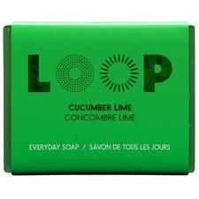 LOOP Everyday Soap Bar - Cucumber Lime 100g   629283001292