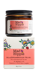 Mad Hippie MicroDermabrasion Facial with Probiotics & Fruit Acid Complex 60g | 860004025207