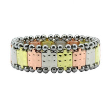 Relaxus Triple Treat Magnetic Bracelet | SKU: REL-502167 | UPC: 628949121671
