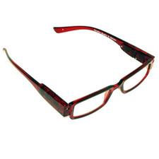 Relaxus Light-Up Night Reader Glasses- Assorted Colours - Tortoise shell | UPC: 0628949141434 | REL-534142
