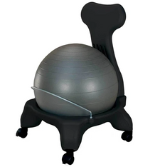 Relaxus Fit Ball Chair   UPC: 628949090717