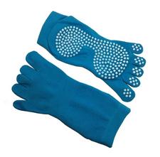 Relaxus Yoga socks Brace Yourself - Sky Blue | 628949093688