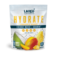 Laird Superfood Hydrate Coconut Water + Aquamin Pineapple Mango 227g | 810005130134