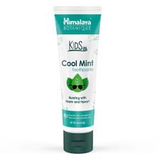 Himalaya Botanique Kids Cool Mint Toothpaste 113g   605069063999