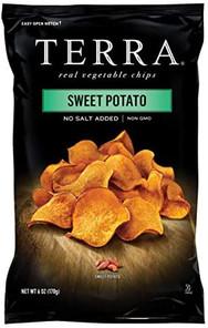 Terra Chips Sweet Potato Plain Chips 170g   728229900078