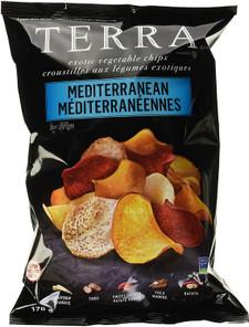 Terra Chips Exotic Vegetable Mediterranean Chips 170g   728229123583