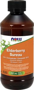 Now Foods Elderberry 10:1 Concentrate Liquid 237mL | 733739848529