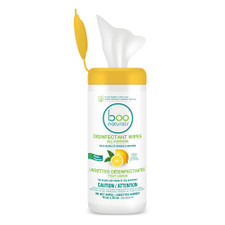Boo BambooDisinfectant Wipes Lemon 35 Count | 776629102943