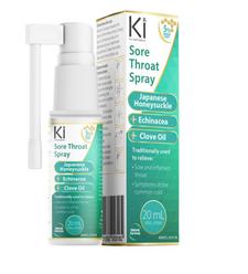 Martin and Pleasance Ki Sore Throat Spray 20 ml | 9321582003182
