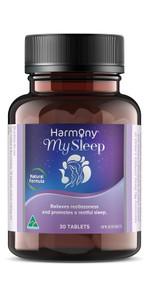 Martin and Pleasance My Sleep 30 Tablets | 9321582003267