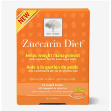 New Nordic Zuccarin Diet 60 Tablets | 741805720211