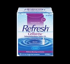 Allergan Refresh Celluvisc Severe Dry Eye Lubricant Eye Drops 30 x 0.4 mL   069886045543