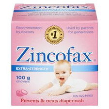 Zincofax 40% Extra Strength Ointment 100 grams | 628791005136