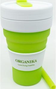 Organika Silicone Pocket Cup