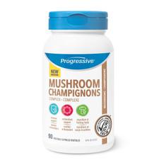 Progressive Mushroom Complex  90 Veg Caps | 837229009671
