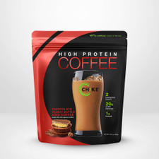 Chike Nutrition High Protein Ice Coffee Bag - Chocolate Peanut Butter 462 g | 185689000395