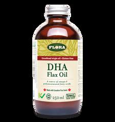 Flora Health DHA Flax Oil 250ml | 061998078907
