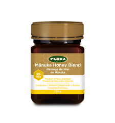 Flora Health Manuka Honey Blend 30+ MGO 250g | 061998030202