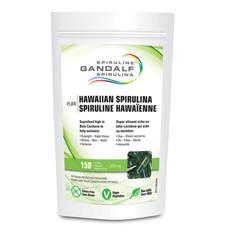 Flora Health Gandalf Spirulina Hawaiian Spirulina 400mg 150 Vcaps | 878718003220