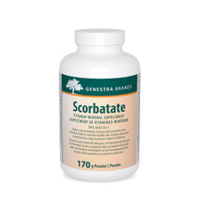 Genestra Scorbatate 170g Powder | 883196110612