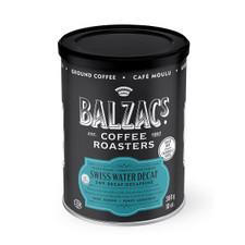 Balzac Coffee Roasters Ground Coffee Stout Roast Swiss Water Decaf SWP Decaf 300g | 628614400001