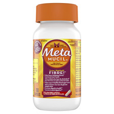 Metamucil 3 in 1 MultiHealth Fibre 100 Capsules | 056100005421