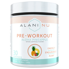 Alani Nu Pre-Workout Aloha Pineapple 293g | 850645008035