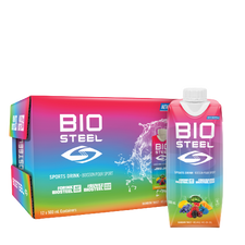BioSteel Sports Drink 12 x 500ml Rainbow Twist |883309745816