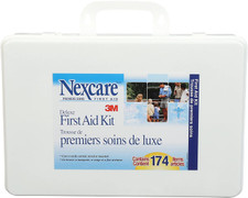 Nexcare 3M Deluxe First Aid Kit | 051119543211 | 7730