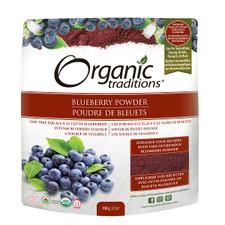 Organic Traditions Blueberry Powder 100 grams | 627733010504