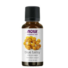 Now Essential Oils Blue Tansy 10% Oil Blend 30 mL | 733739074751
