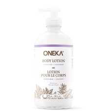 Oneka Body Lotion Angelica + Lavender 475 mL   874244001426
