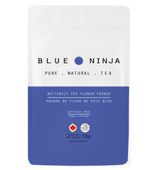 Matcha Ninja Blue Ninja Butterfly Pea Flower Powder 70g | 627843513674
