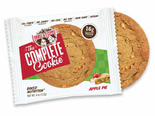 Lenny & Larry's The Complete Cookie Plant-Based Protein Cookie Apple Pie | 787692835430
