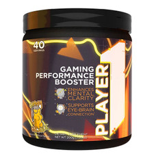 Rule One Proteins Player1 - Gaming Performance Booster - Gummy Grenade 200g (40 Servings) | 837234109557
