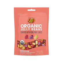 Jelly Belly Organic Jelly Beans - Smoothie 12 x 53g   071570423612