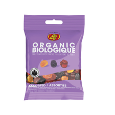 Jelly Belly Organic Fruit Flavored Snacks AssortedPack of 12 x 60g | 071570423704