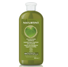 Naturtint Colour Fixing Shampoo - Repairs and Strengthens 400mL  661176012633