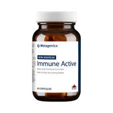 Metagenics Immune Active 60 Capsules|755571958204