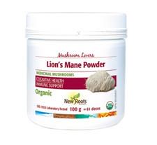 New Roots Herbal Lion's Mane Powder 100g |
