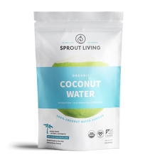 Sprout Living Organic Coconut Water 100% Coconut Water Powder 225g   852457007558